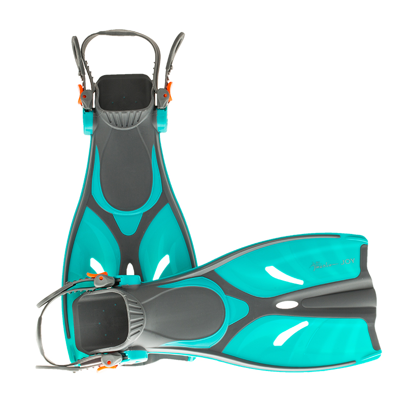 картинка Ласты Marlin Joy Green от магазина DivingWolf