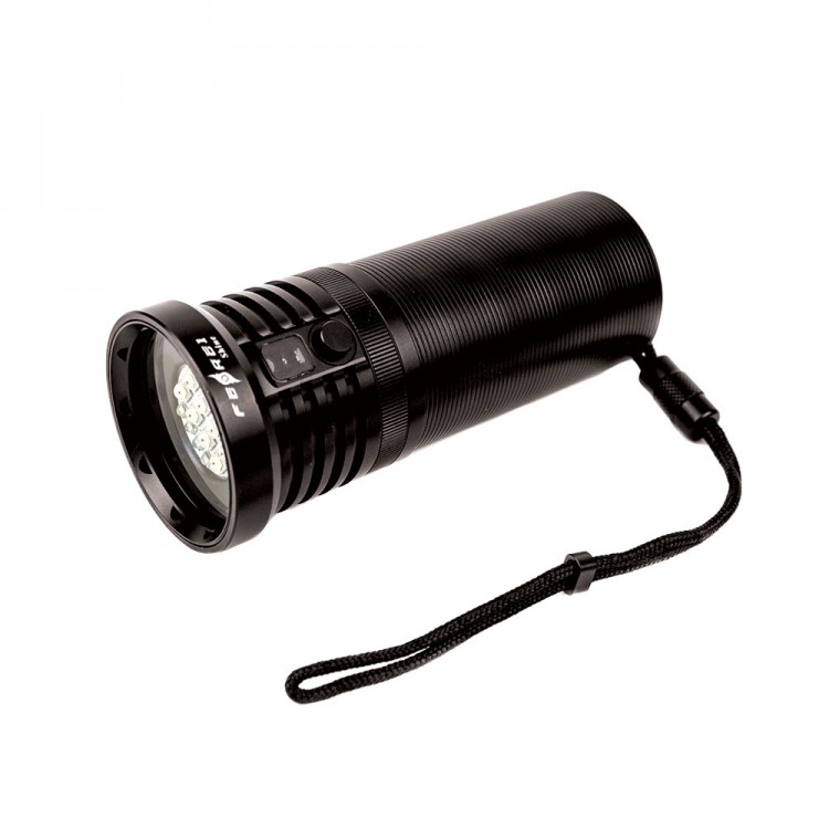 Фонарь Ferei W167 8 x CREE XM-L2 cool white LED