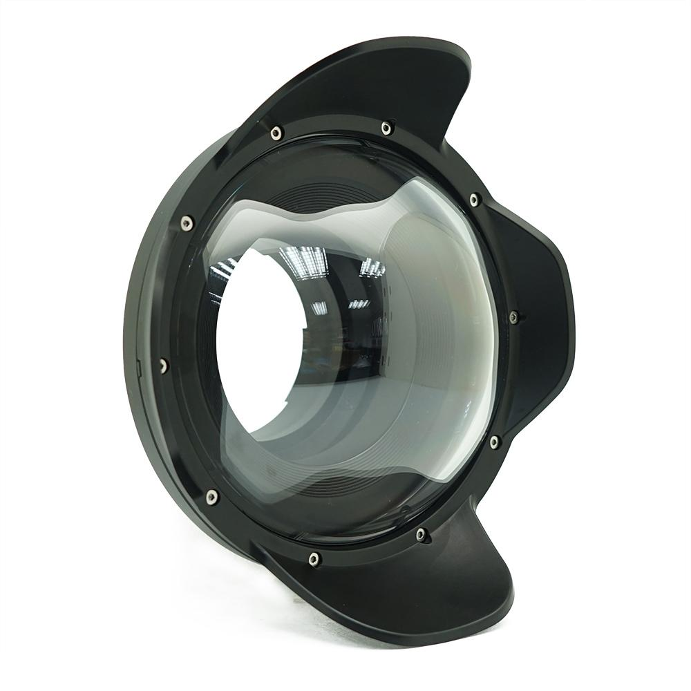 "Sea Frogs 6"" Wide Dome Port 155/67 Salted Line for A6xxx Type-2, широкоугольный порт для A6xxx"