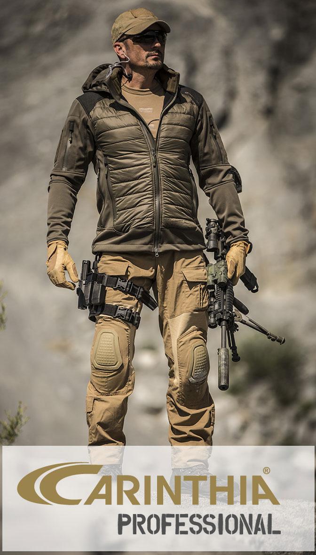 Каталог Куртка Carinthia ISG 2.0 от магазина DivingWolf 33e3dac55312f