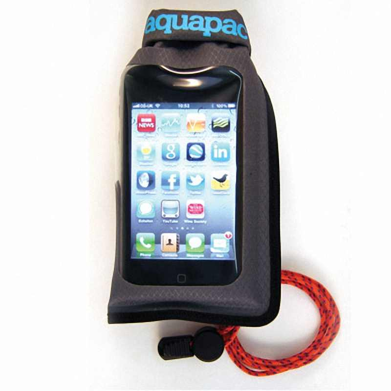Aquapac 044 - Mini Stormproof Phone Case Grey