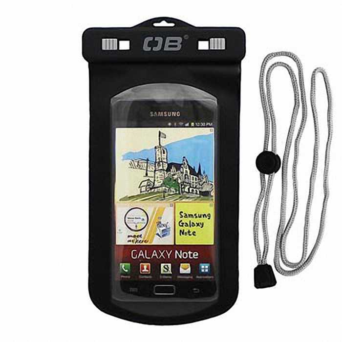 OverBoard OB1106BLK - Waterproof Large Phone Case
