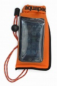 Aquapac 034 - Mini Stormproof Phone Case Orange