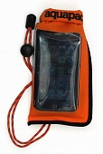Aquapac 035 - Small Stormproof Phone Case Orange